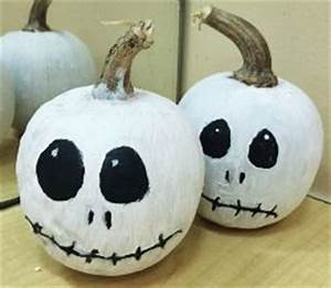 Jack Skellington Pumpkin isleofhalloween