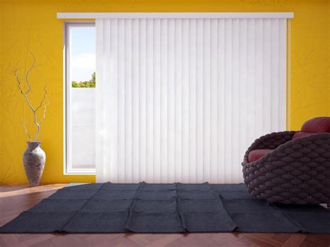 Ivory Blackout Curtains by Prime 3 1 2 Quot Vertical Blinds