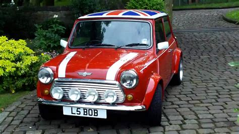Classic Mini (john Cooper 1.3i) With Extras And Sound