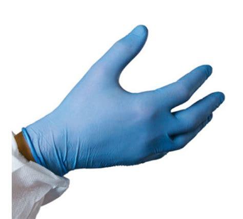 tablier de cuisine pour femme gant jetable poudre bleu