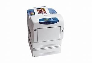 2007 Xerox Phaser 6300  6350  6360 Color Laser Printer