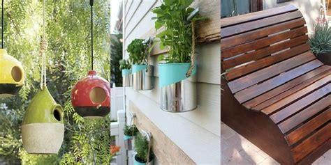 chic ways  decorate  backyard  cheap
