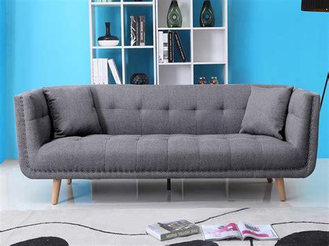 tendance canapé canapé en tissu pour un salon ultra tendance le