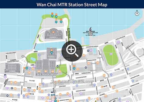 hong kong subway map     metro map street map