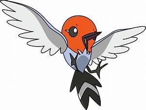Shiny Fletchling Pokemon Pokedex 2661