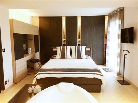 chambre suite avec deco chambre parentale design 4 chambre parentale avec