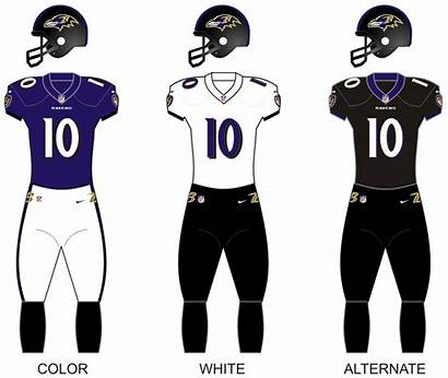Ravens Baltimore Uniforms Uniform Season Nfl Wikipedia
