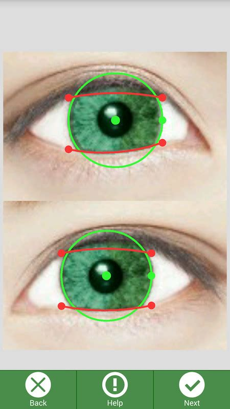 niceeyes eye color changer niceeyes eye color changer apk free photography android