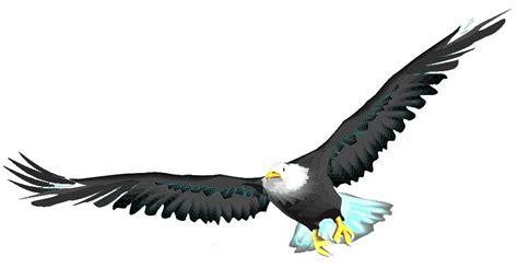Pix For Cartoon Flying Eagle