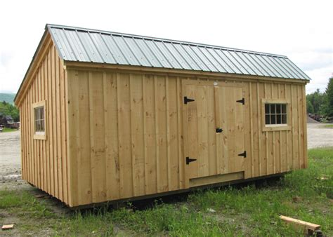 Saltbox Shed Plans 12x20 by Saltbox Shed Plans Storage Buildings Kits Jamaica