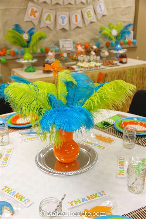 dinosaurs baby shower party ideas photo    catch