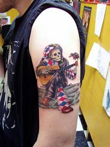 Top 40 Charts 2012 Amazing Grateful Dead Tattoos 40 Tattoos Nsf