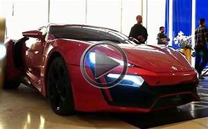 furious 7 crew shows for the lykan hypersport