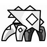 Geometry Dash Coloring Spider Icons Texture Pack