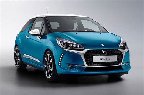 Citroen Ds3 2020 by New Not A Citroen Ds3 And Ds3 Cabrio Revealed For 2016