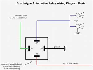How To Wire A 4 Pin Relay