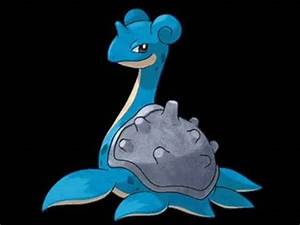 New evolution for Lapras - YouTube