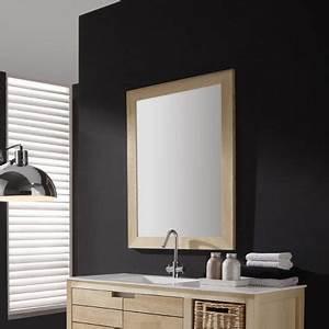 miroir bali 70x90 cm masalledebaincom With miroir salle de bain 70 x 90