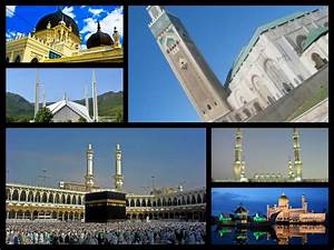 7 Most Beautiful Mosques Around the World | Most Amazing ...