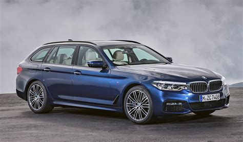 Bmw 5 Series Wagon by Bmw Teases Us With A New 5 Series Wagon