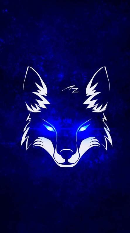Blue Cool Wolf Wallpaper by Blue Wolf Wallpapers Free By Zedge