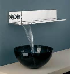 fairmont designs bathroom vanities lacava waterblade wall mount faucet 6 25 spoit reach w optional shelf pc bn w1014 w1014