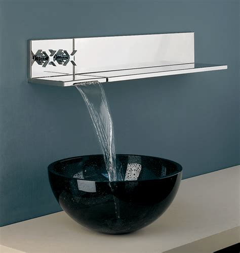 modern kitchen sink faucets wall mount faucet with modern shape and design traba homes