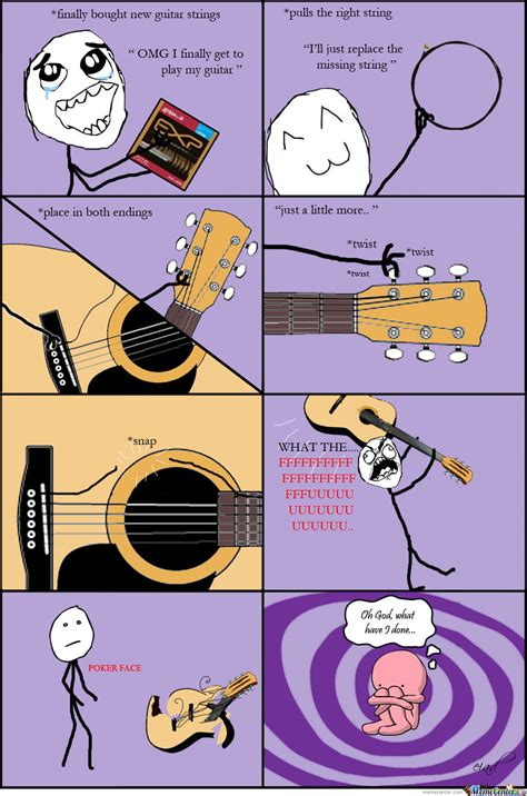 Guitar Memes - guitar rage by eiad meme center