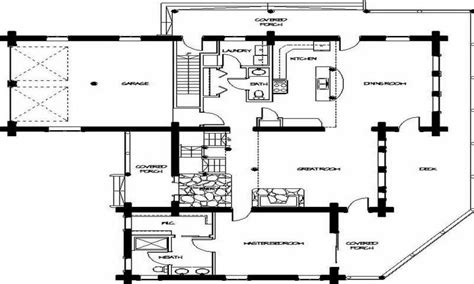 Log Cabin Designs Floor Plans Small Log Cabin Designs