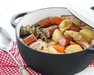 cuisine auvergnate recette potée lorraine