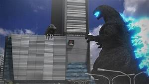 Godzilla E3 2015 Screenshots Showcase Anguirus  Mechagodzilla And Rodan