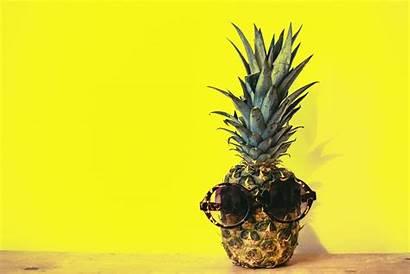 Pineapple Pineapples Sunglasses Fruit