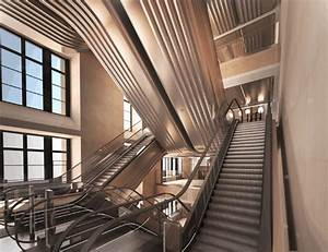 Harrods to unveil new escalator