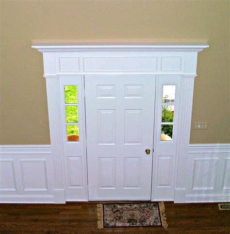 door casing  window trim installation  deacon home
