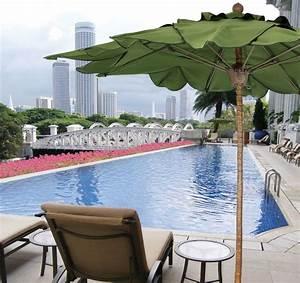 Palm Umbrella-11ft  Fiberglass Rib By Fiberbuilt