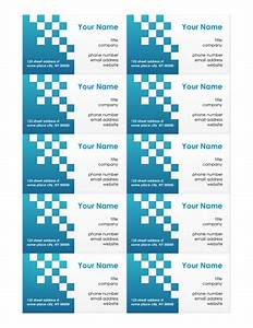 Free business card templates make your own business for Microsoft word business card template free download