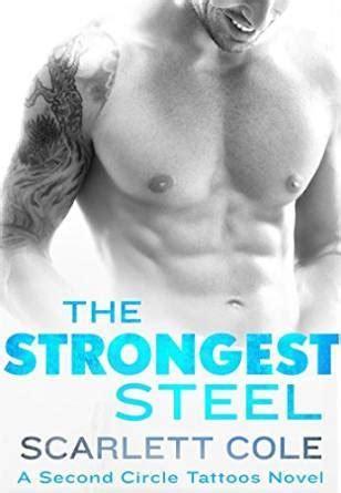 strongest steel  circle tattoos   scarlett cole