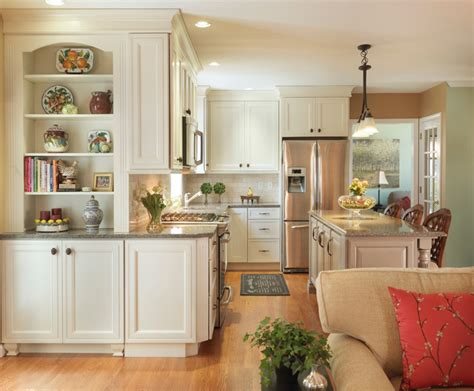 wrap around kitchen cabinets cornerstone gold award kitchen and family room 1661
