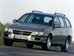 Opel Omega Technical Specifications And Fuel Economy