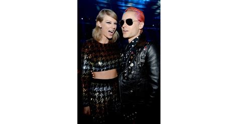 Jared Leto | 22 Times Taylor Swift Low-Key Fell in Love ...