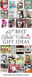 60 best creative bridal shower gift ideas With best gift ideas for wedding