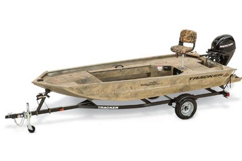Tracker Boats Grizzly by Tracker Grizzly 1548 Sportsman Cast And Blast Boats