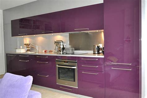 cuisine blanc et violet cuisine blanc et violet maison design sphena com