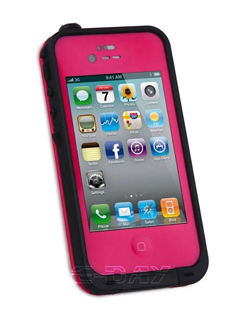waterproof iphone cases new waterproof shockproof dirtproof for iphone 4 4s