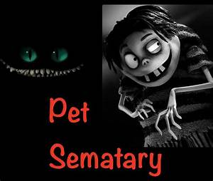 Pet Sematary x-over poster by SamApeace on deviantART