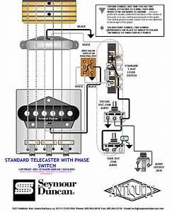 Seymour Tel U0119phase 101  Dwg   Doc  - Telecaster