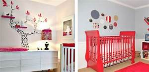 decoration chambre bebe fille idee With idee de deco chambre fille
