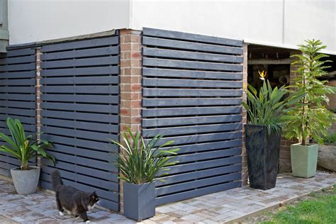 under bathroom storage ideas do it yourself build a slatted timber screen