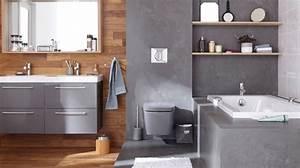 La Salle De Bain : rev tement salle de bains carrelage parquet peinture ~ Dailycaller-alerts.com Idées de Décoration