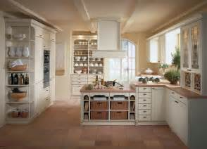 Country Kitchen Ideas by Types Of Kitchen Designs
